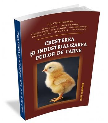 Creșterea și industrializarea puilor de carne