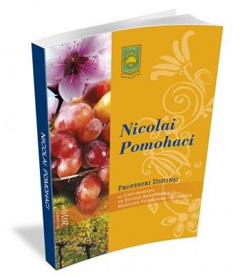 Profesorul Nicolai Pomohaci la 80 de ani de viață