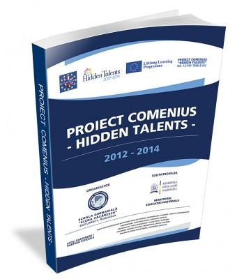 """Proiect Comenius """"Hidden Talents"""""""