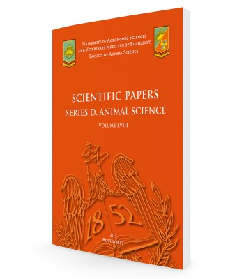 Scientific Papers. Series D. Animal Science