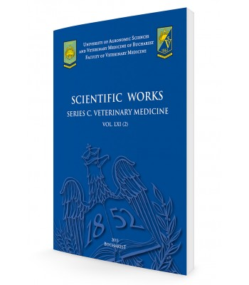 Scientific Papers. Series C. Veterinary Medicine